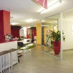 Innenansicht Büro Salzburg