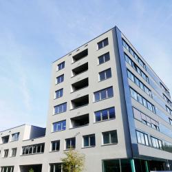 Moderner Neubau Urstein