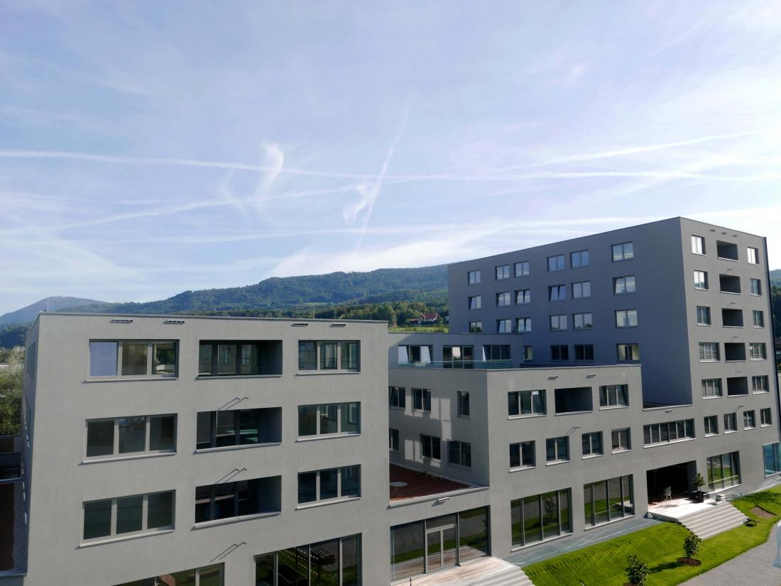 Richtungsweisend und einzigartig - Wissenspark Salzburg Urstein