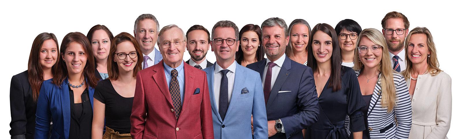 Das Hölzl & Hubner Team