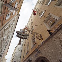 Salzburger Innenstadt Ansicht