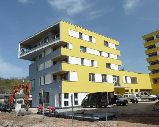 Modern und exklusiv Nähe Riedenburg