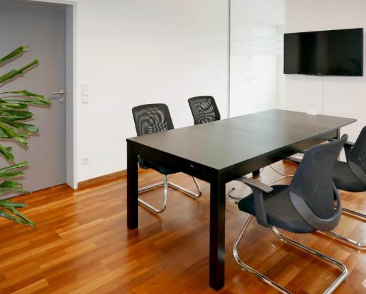 Stilvolles Kleinbüro an Top-Bürostandort