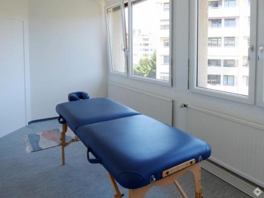 Einzelraum zu Therapiezwecken