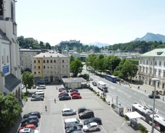 Modern und großzügig Nähe Mirabellplatz