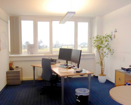 Stilvolles Büro in Frequenzlage