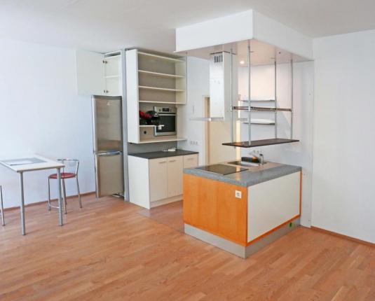 Kleiner Küchenblock