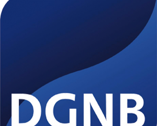 Logo Zertifizierung für nachhaltiges Bauen
