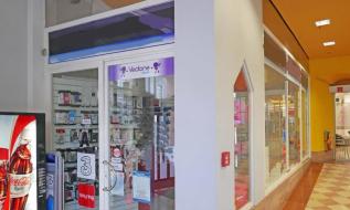 Geschäftslokal in Einkaufszentrum