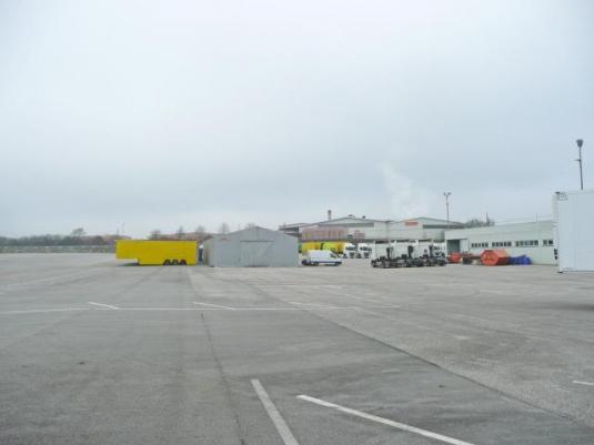 Vielseitige Logistikflächen mit Erweiterungspotenzial