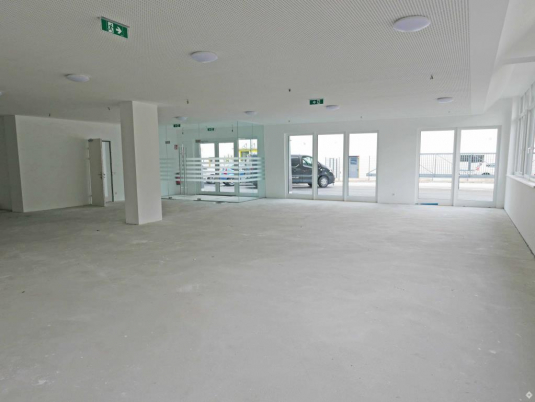 Moderner Showroom in Hallein
