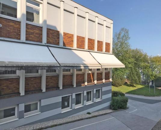 flexible Büroflächen in ehemaligen Industriebetrieb