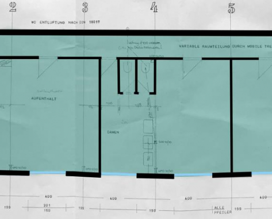 Attraktive Lager,- / Bürokombination in Freilassing