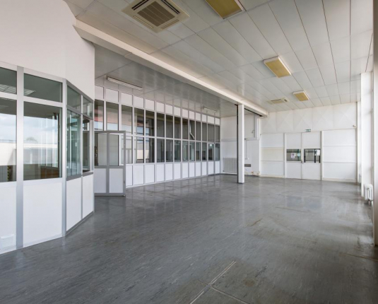 Büro-, Lager- und Produktionsflächen zu vermieten