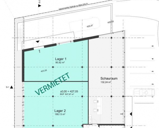 Neubau: Großzügig, flexibel und modern