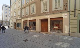 Großzügige Verkaufsfläche in Salzburg