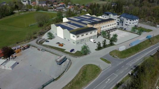 Neubauprojekt in Großgmain