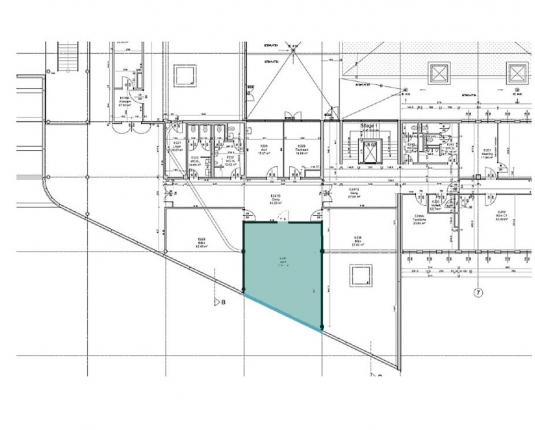 Modernes Büro / Seminarraum