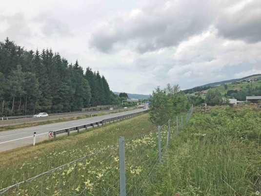 Gewerbegrundstück direkt an der Autobahn A1 im OÖ Seengebiet