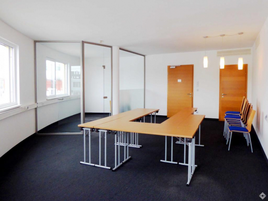 Büroraum in Flughafennähe